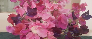 17th Annual Sweetpea and Flower Show