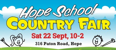 Hope School Country Fair 2018