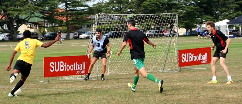 Pre-season SUB Football 7-a-side Summer Soccer Tournament