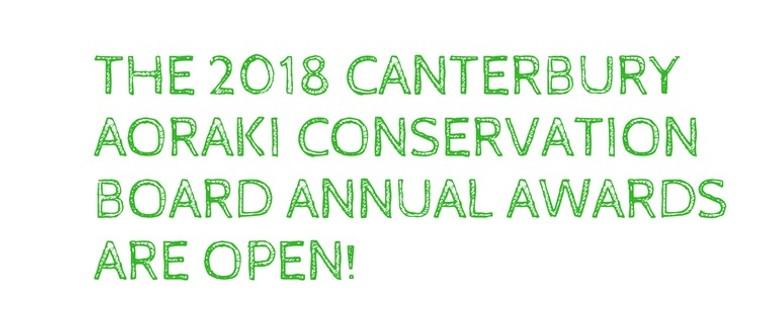 Canterbury Aoraki Conservation Board: Community Evening