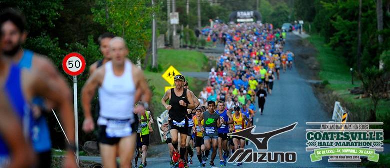 Mizuno Coatesville Half Marathon