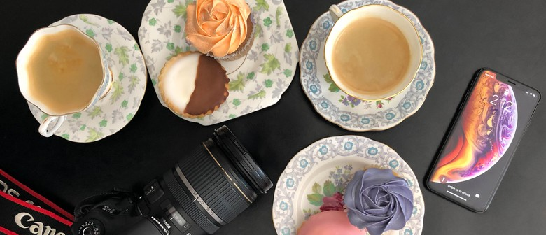 Ladies Social Photography - Camera, Coffee & Cake