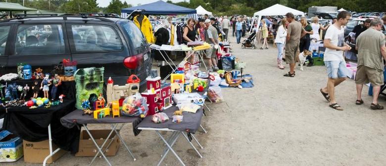 Car Boot Sale Fundraiser - WBOP Softball Association