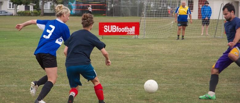 SUB Football Summer 7-a-side Soccer League