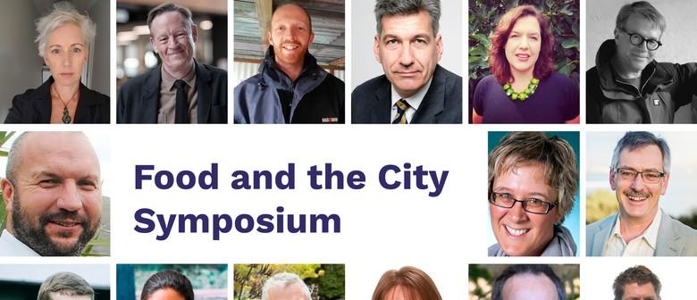 FESTA 2018: Food and The City Symposium