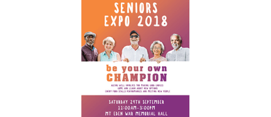 Seniors Expo - Celebrating International Day of Older People