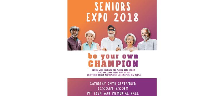 Seniors Expo - Celebrating International Day of Older People