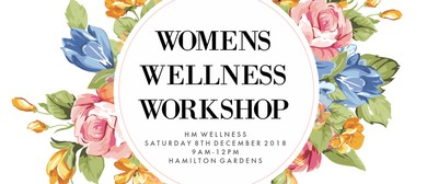 Womens Wellness Workshop