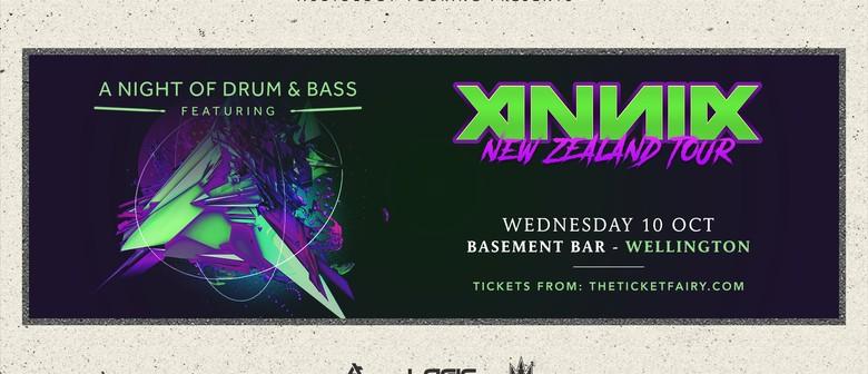 A Night of Drum & Bass ft. Annix