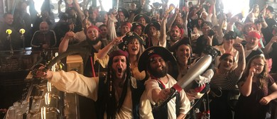 The 14th Annual Talk Like a Pirate Day Pubcrawl