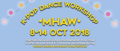 K-Pop Dance Workshop for Mental Health Awareness Week