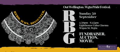 Out Wellington Fundraiser - RBG