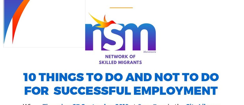 10 Things to Do and Not to Do for Successful Employment