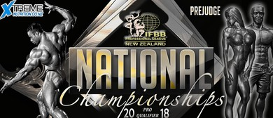 NZIFBB NZ Nationals Prejudge 2018