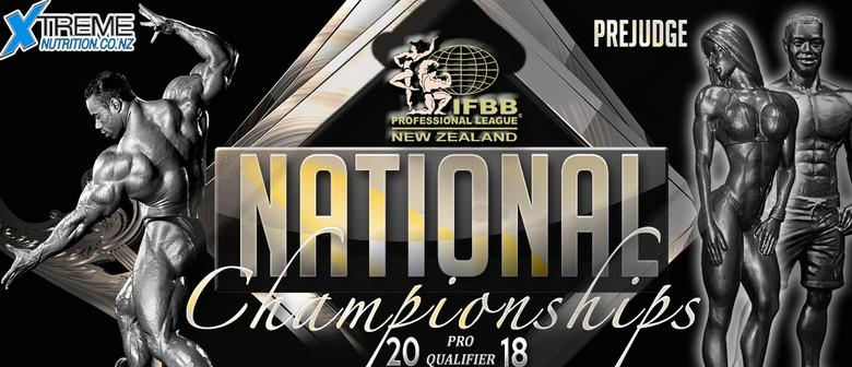 NZIFBB NZ Nationals Prejudge 2018
