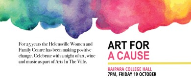 Art For A Cause Fundraising Auction
