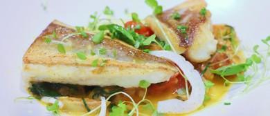 Seasonal Seafood - Tastes of Spring