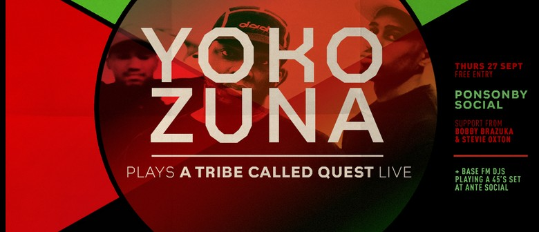 Yoko-Zuna Plays Tribe Called Quest