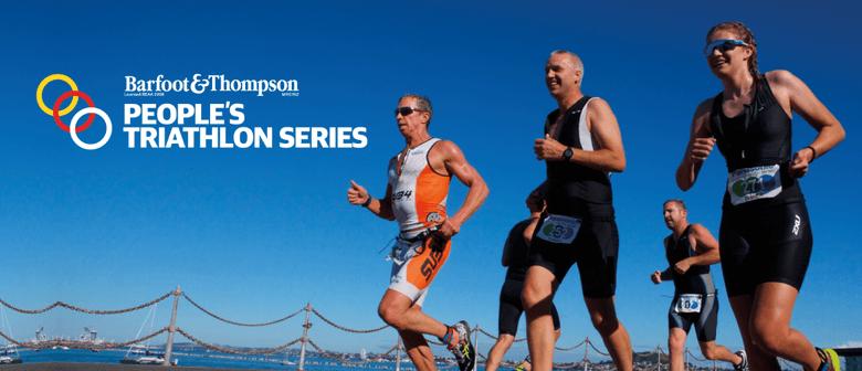 Barfoot & Thompson People's Triathlon - Race 3