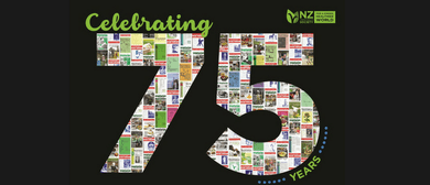 NZ Vegetarian Society - 75th Anniversary Dinner