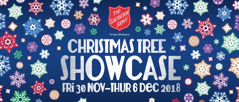 Christmas Tree Showcase Napier