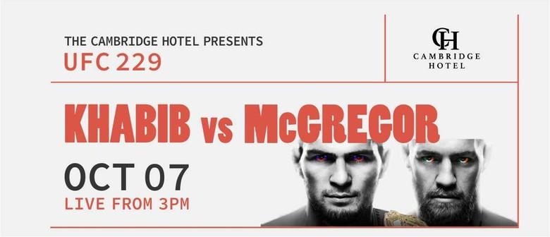 McGregor v Khabib