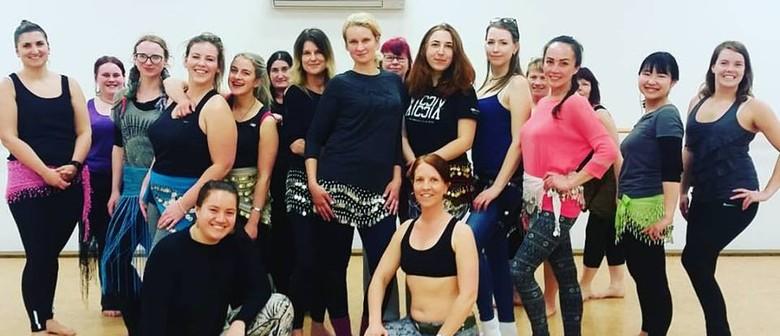 Taster Belly Dance Class for Term 4