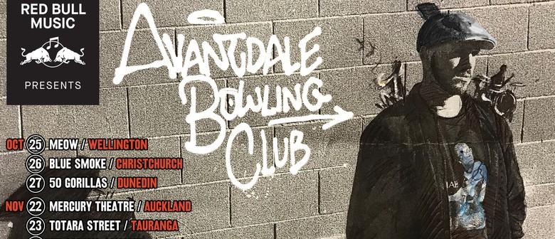 Avantdale Bowling Club NZ Tour