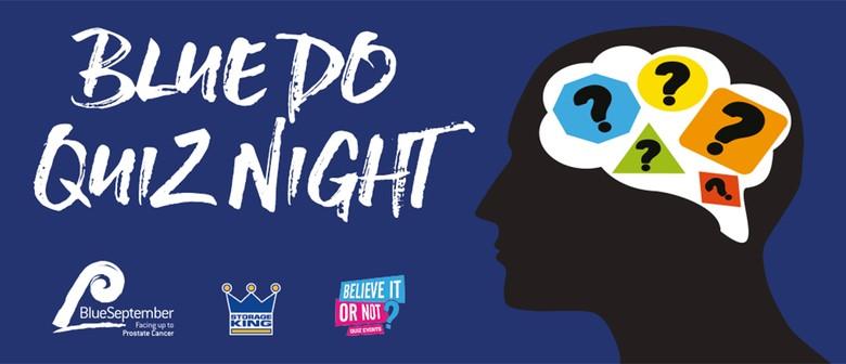 Blue Do Quiz Night