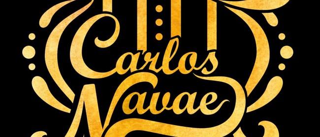 Latino Tuesday with Carlos Navae