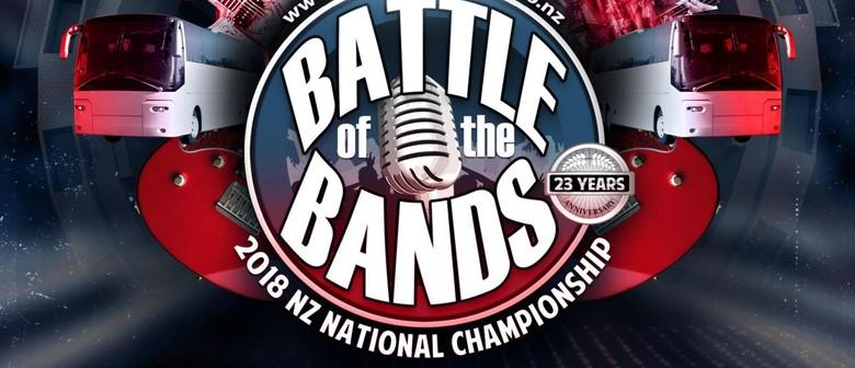 Battle of the Bands 2018 National Championship Waikato Heat1