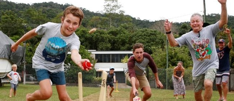 The Great Backyard Cricket Tournament