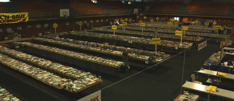 Great Auckland Bargain Book Fair