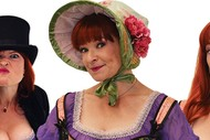 Image for event: Olive Copperbottom: A Dickensian Tale of Love, Gin & the Pox