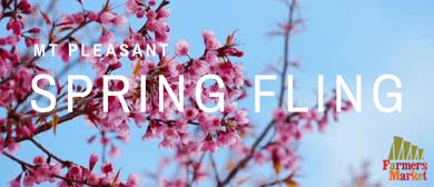 Mt Pleasant Spring Fling
