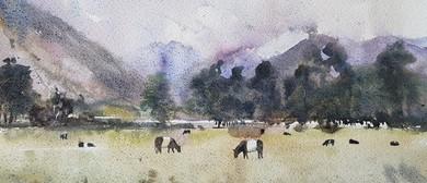 Dunedin Art Show Workshops - Watercolour Magic