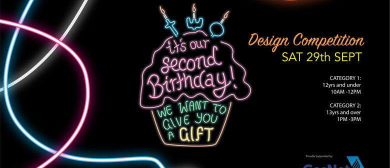 Second Birthday Design Competition
