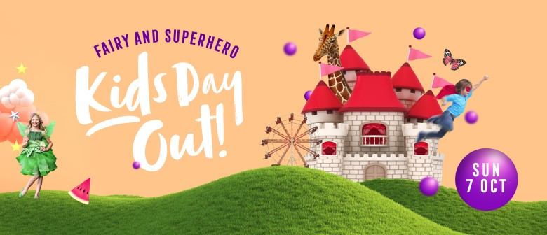 Fairy & Superhero Kids Day Out