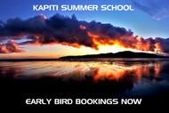 Image for event: Kapiti Summer School