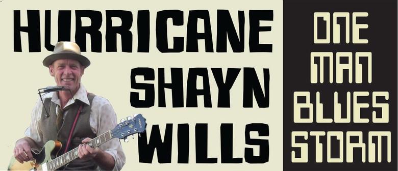 Hurricane Shayn Wills