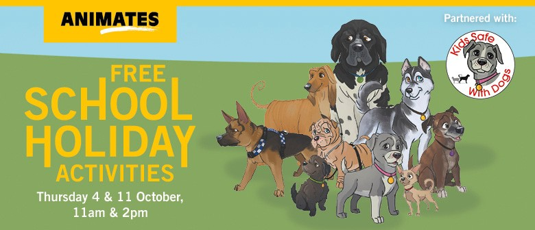 Animates Lunn Ave - School Holiday Activities