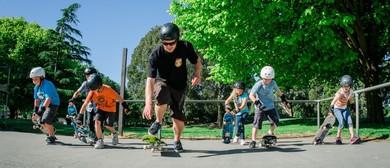 Knights Stream Skate Jam
