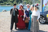 Image for event: Picton Maritime Festival - Edwin Fox Open Day