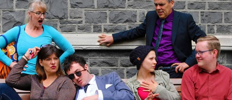 Impulse Theatre: Strangers