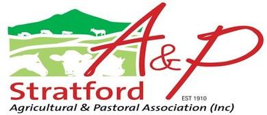 Stratford A & P Show 2018 - Royal Event Equestrian