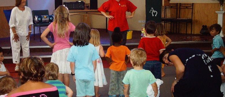 Kate's Preschool Music