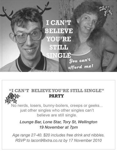Singles in wellington co