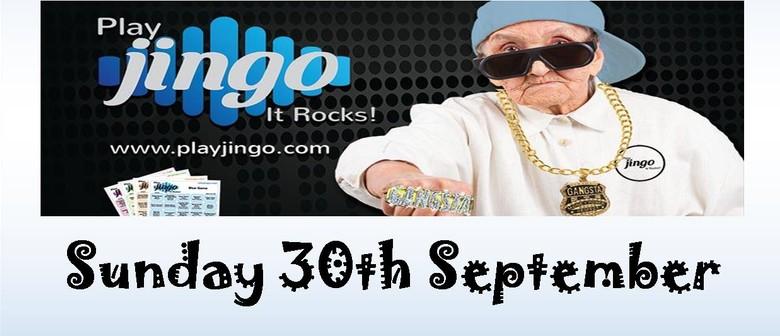 Blue Jingo (Music Bingo)