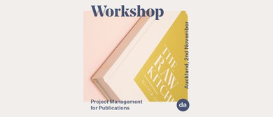 Project Management for Publications with Kitki Tong