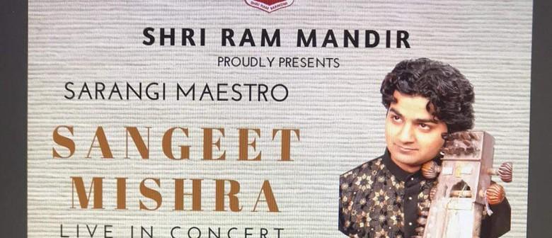 Indian Classical Music Sarangi by Sangeet Mishra of Mumbai